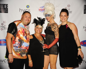 Carla Ramos (2nd from left) created the show in 2011 in honor of her cousin Nora, who passed away from AIDS.