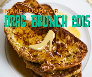 Drag Brunch 2015