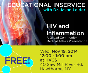 HIV & Inflammation Training in Westchester