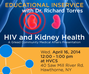HIV and Kidney Health Educational Inservice