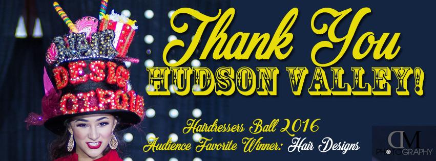 HDB 2016 Thank you, Hudson Valley!