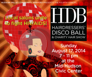 2014 Hairdressers' Disco Ball & Charity Hair Show