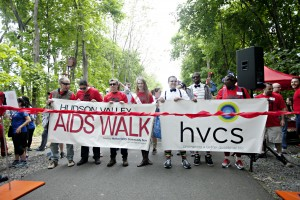 HVCS kicks off the 2013 Hudson Valley AIDS Walk