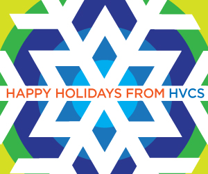 Happy Holidays from HVCS!