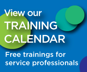 View our training calendar.