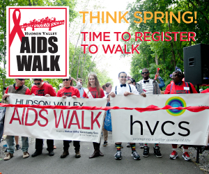 Hudson Valley AIDS Walk on Saturday, May 17, 2014