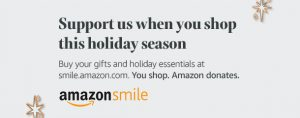 Amazon Smile Holiday 2017