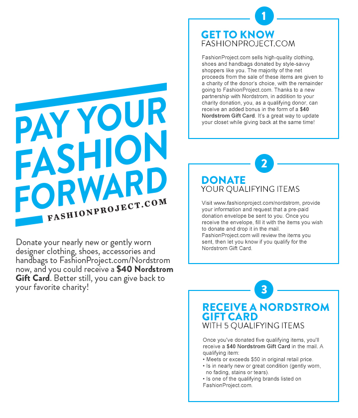 Fashion Project: How It Works