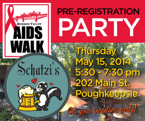 AIDS Walk Pre-Registration Party at Schatzi's