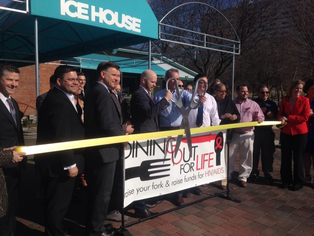 The Ice House hosted our 2014 Mid-Hudson Kickoff on April 9, 2014.
