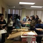 Staff appreciation lunch 3