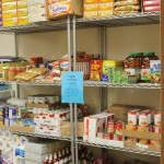 Our Sullivan County THRIVES pantry.