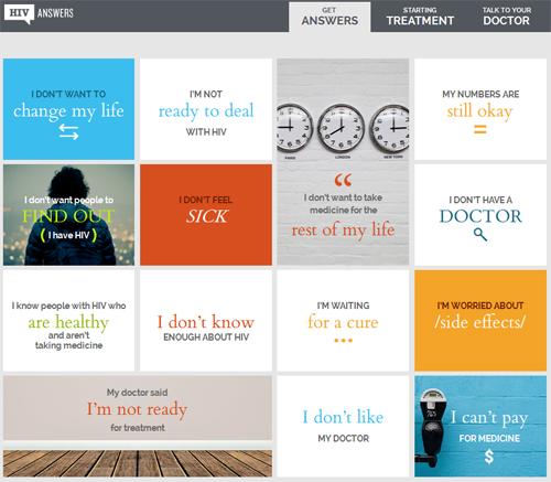 Gilead's HIV Answers app