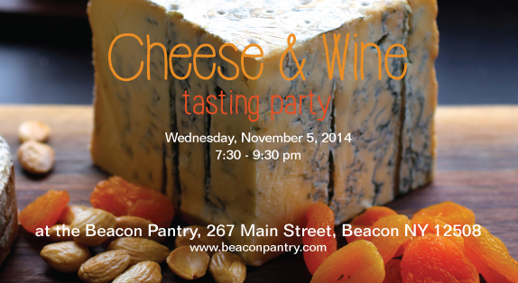 Cheese & Wine Tasting Party