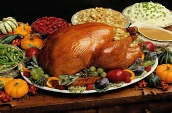 Thanksgiving Dinner at the Mosaic Center