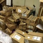 Elizabeth Arden Donated Items