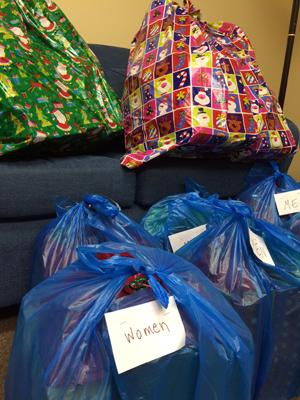 Interfaith Coalition Gift Baskets