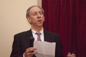 Jeff Kraus, HVCS' former Executive Director
