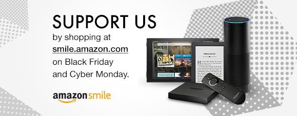 Support HVCS by shopping with AmazonSmile