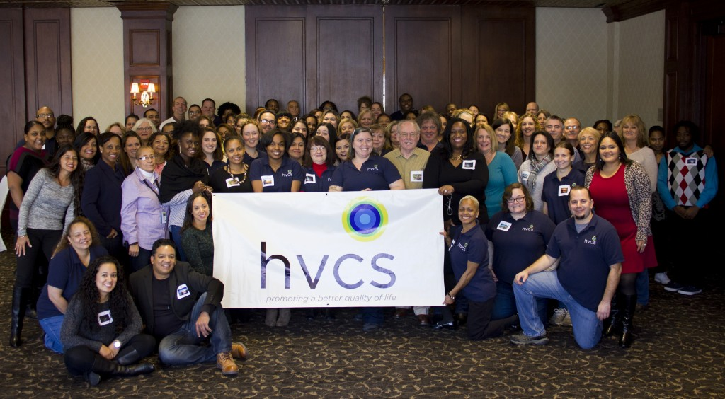HVCS' staff, as of December 6, 2015