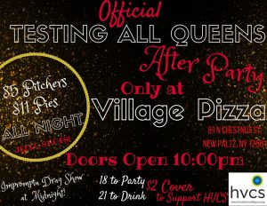 Testing All Queens Afterparty