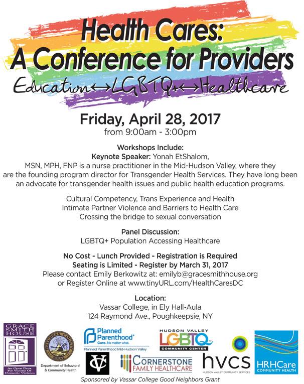 Health Cares: A Conference for Providers