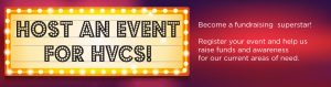 Host an Event for HVCS