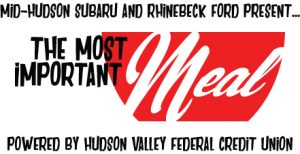 The Most Important Meal logo