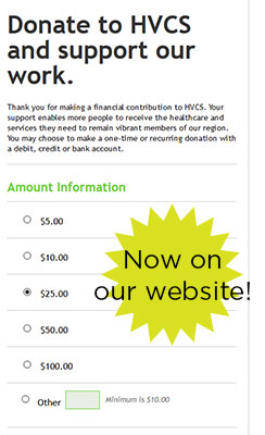 New ways to donate online