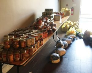 Donated Thanksgiving Dinners