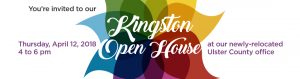 Kingston Open House April 12, 2018