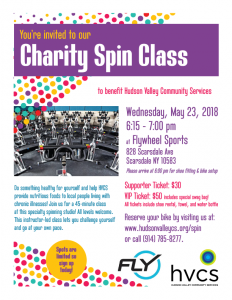 Charity Spin Class