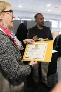 Faso certificate