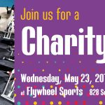 Charity Spin Class on May 23