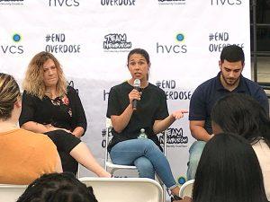 HVCS' Overdose Awareness Day