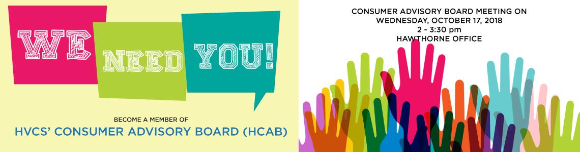 HCAB Meeting