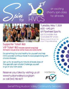 Spin For HVCS