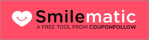 Smilematic browser extension