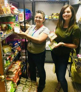 HVCS staff put away Otisville PACE AIDS Walk proceeds