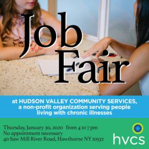 Job Fair January 30, 2020