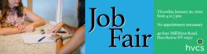 Job Fair Jan 30th
