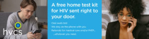 Free home HIV test kits