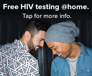Free HIV testing in your home