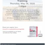 Regional Naloxone Training Flyer FINAL