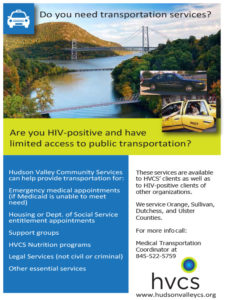 Transportation program info