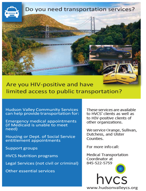 Transportation program info