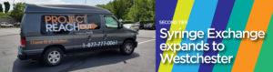 Second Tier Syringe Exchange in Westchester