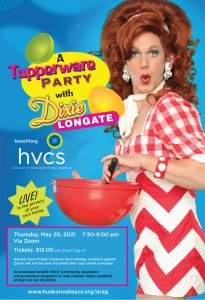A Tu[[erware Party with Dixie Longate